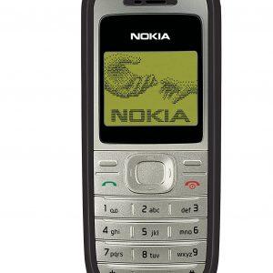 """گوشی موبایل  اصلی نوکیا 1200 nokia اورجینال + """"نو"""" رجیستر است."""